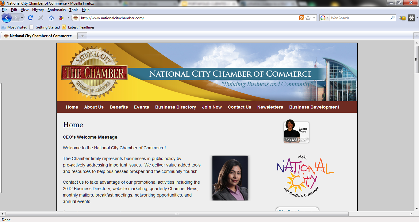 National City Chamber
