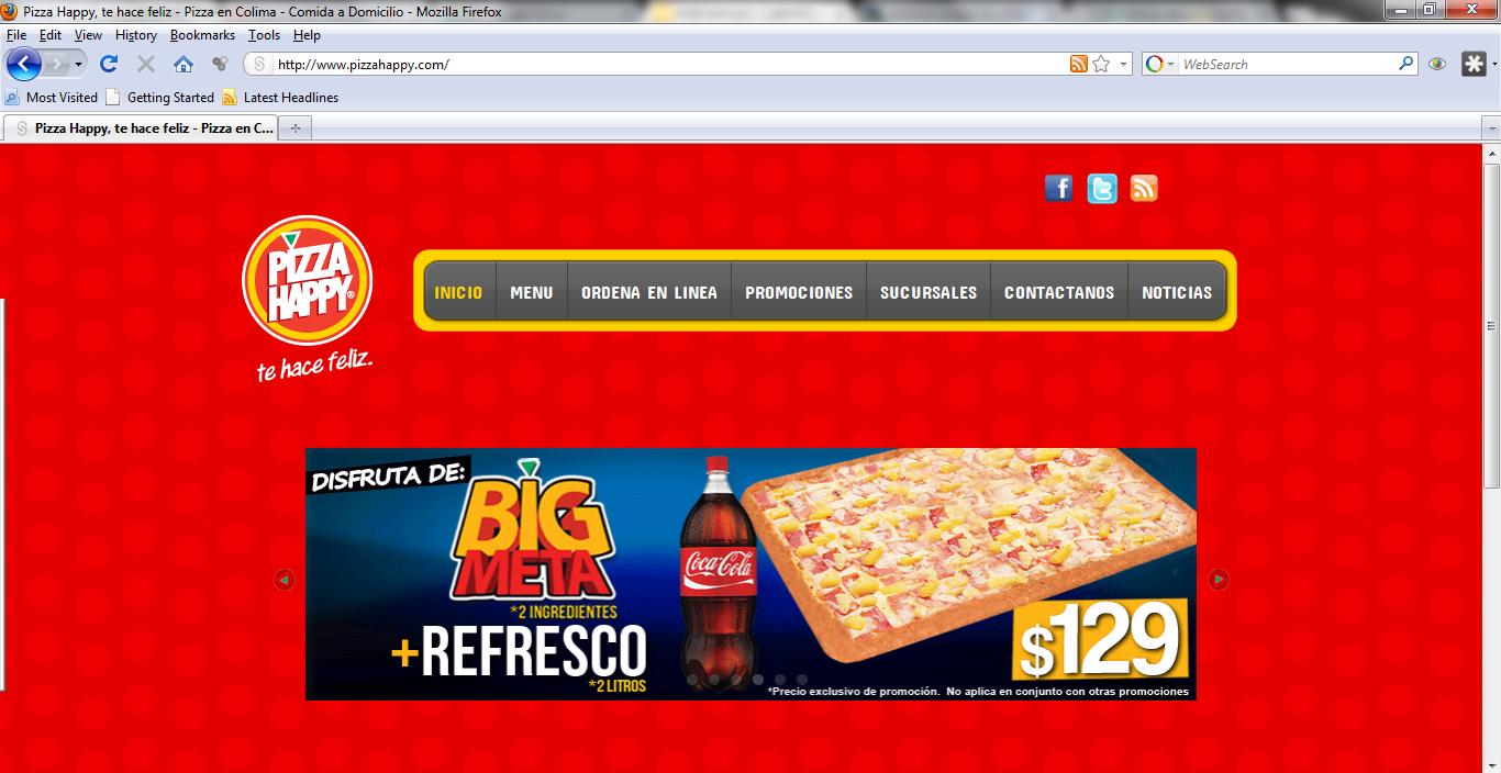Pizza Happy